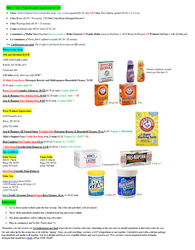 DIY laundry detergent Texas by Rein-chan