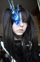 Istant Cosplay: Black Rock Shooter by GameVip