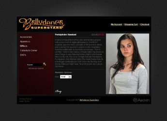 Bellydance Superstars Store by SystemOverload