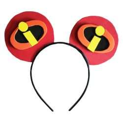 These Incredibles Logo Mouse Ears Will Make You Fe by geekymcfangirl