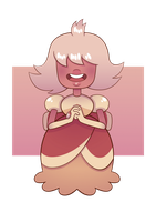 Padparadscha by PolarStar