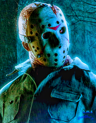 Jason Vorhees by ViruseffectX