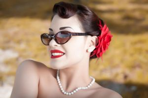 Vintage Glamour II by Kendra-Paige