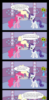 Ponies Don't Wear Clothes. by animegx43