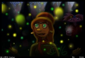 HA! - LMBYH - Fireflies! by JamesCranmer