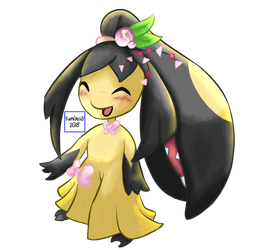 Mawile by Yumiko21