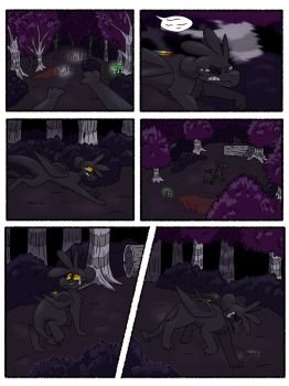 Realm Quest Chapter 2 Page 6 by EeveesAndDragons