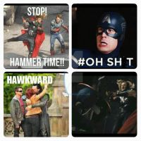 Funny Avengers by abbywabby1204
