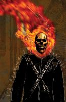 J Ghost Rider by jscott30