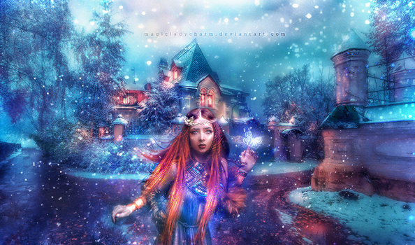 Wonderland of Winter Dreams by MagicLaDyCharm