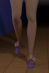 Leghandra's New Shoes 2 by skin2279