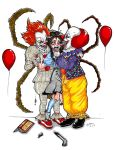 We All Float Down Here! :3 by ShannonxNaruto