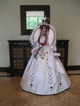 Trinity Blood Queen Esther 6 by Melskie