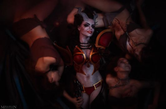 DotA 2 - I'm in a world of pain, it's wonderful! by MilliganVick