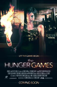 The Hunger Games Poster by AnaB