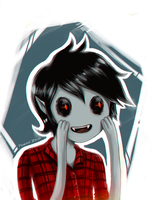 Marshall Lee by Phoenix-zhuzh