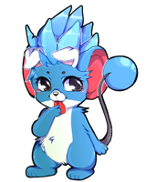look its kind of chibi by Mambezi