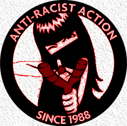 Anti-Racist Action Logo by ProcrastinatingStill