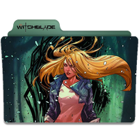 Witchblade by DCTrad