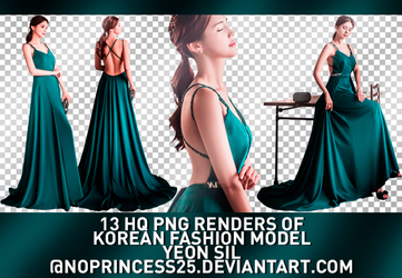 PNG PACK #398 | YEON SIL by NoPrincess25