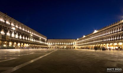 St. Mark's Square by MattRiggPhotography