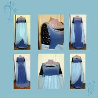 Arwen Blue Variation by Gewandfantasien