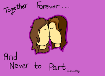 Together Forever, and Never to Part by iLoveCreativity14