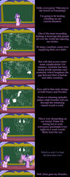 Starlight Glimmer Says Goodnight by MLP-Silver-Quill