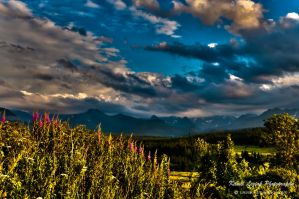 Tatra Mountains in HDR by vertiser
