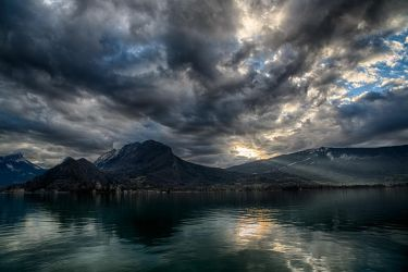 Lac d'Annecy 18 by arnaudperret