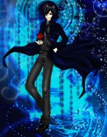 Artemis Fowl-In Years To Come by SakuraTenshi94