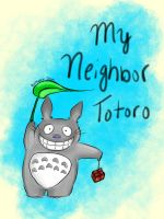 Totoro by Muse-4-Life