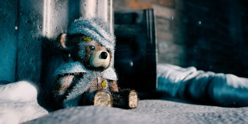 Abandoned Teddy by GTaurus