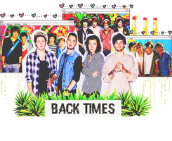 | Back Times | One Direction by fattyBear