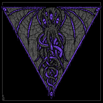 Darkness Primeval - two color by OdinsonDesign