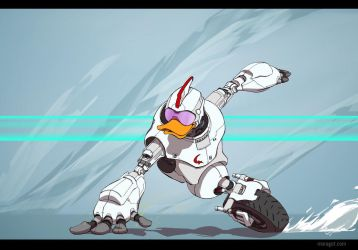 GizmoDuck by Moragot