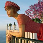 French Beauty by 3Dfantasyworld