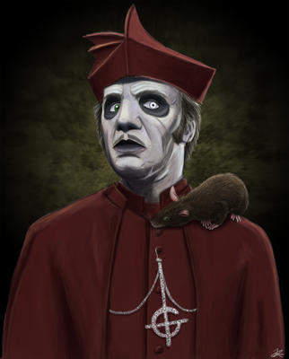 Cardinal Copia by TealSkeletore