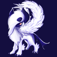Mega Absol - Day #5: Favourite Mega Evolution by redfenna