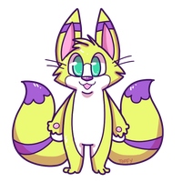 Chibi-Tales Mascot Entry - Chizumi by sproutlets