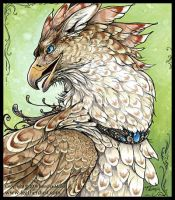 Filigree Gryphon by Nambroth