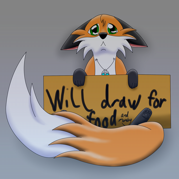 Commissions Open: Foxy Chibi Special by Ranos
