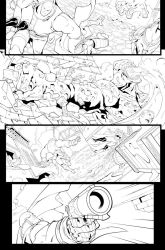 Skullkickers I05 P09 by gaets