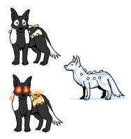 Blitz Hound Concept by SunScales