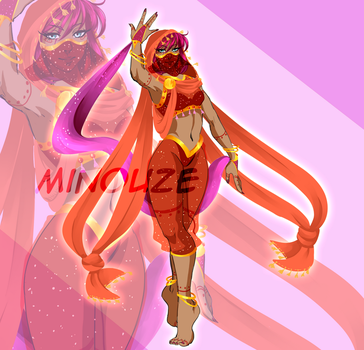[AUCTION] Adoptable [OPEN] by Minouze