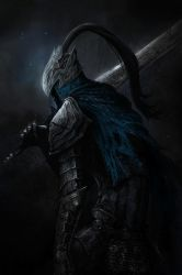 Knight Artorias by damie-m