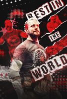 CM-Punk-Poster by TAD-7