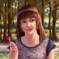 Sweet Autumn by Blunell