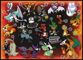 Pokemon Point adopts batch 7 :Closed: