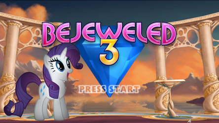 My Favorite game(Bejeweled 3) by MissRarityGenerosity